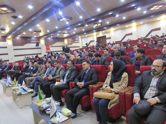 جشنواره تجلیل از برگزیدگان پژوهش و فناوری استان در پیام نور مرکز بجنورد برگزار شد+تصاویر